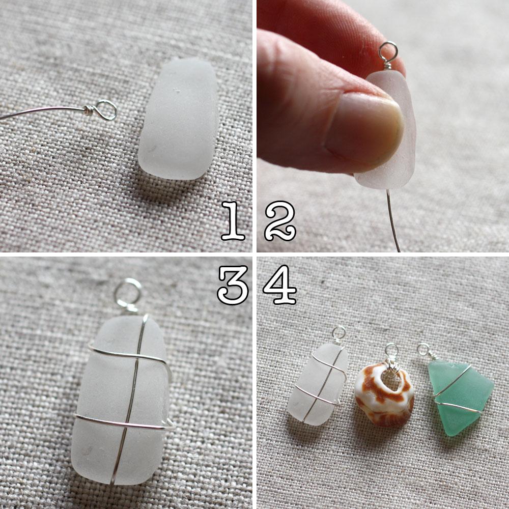 Как сделать кулон своими руками поэтапно