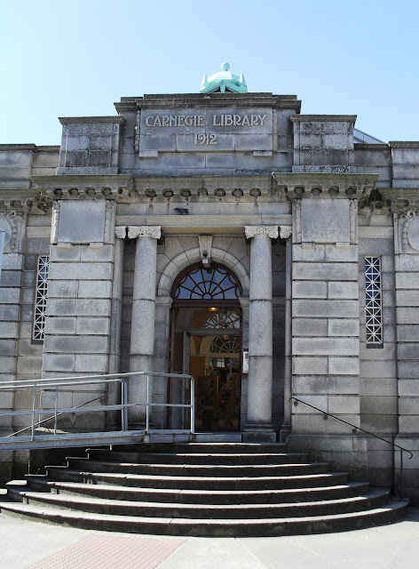 Carnegie Library, Dún Laoghaire