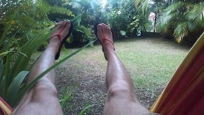 les sandales huaraches de Maxou