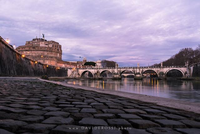 Un'altra prospettiva di Roma