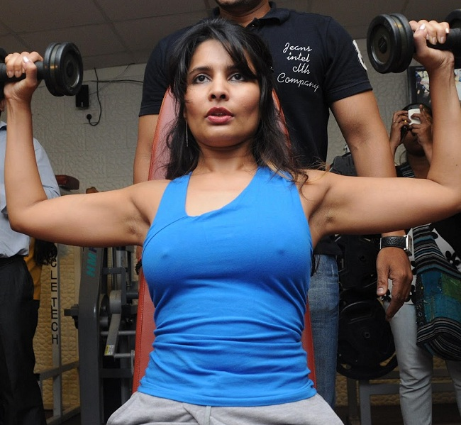 Rachna Shah Workout