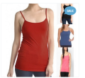 Buy Spaghetti/Camisole Set Of 3 – Waist Length for Rs.299 at Stophere