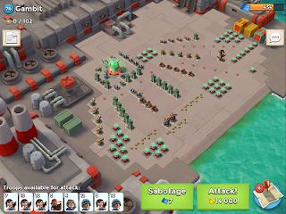 Tải Game Boom Beach Hack Full Gems