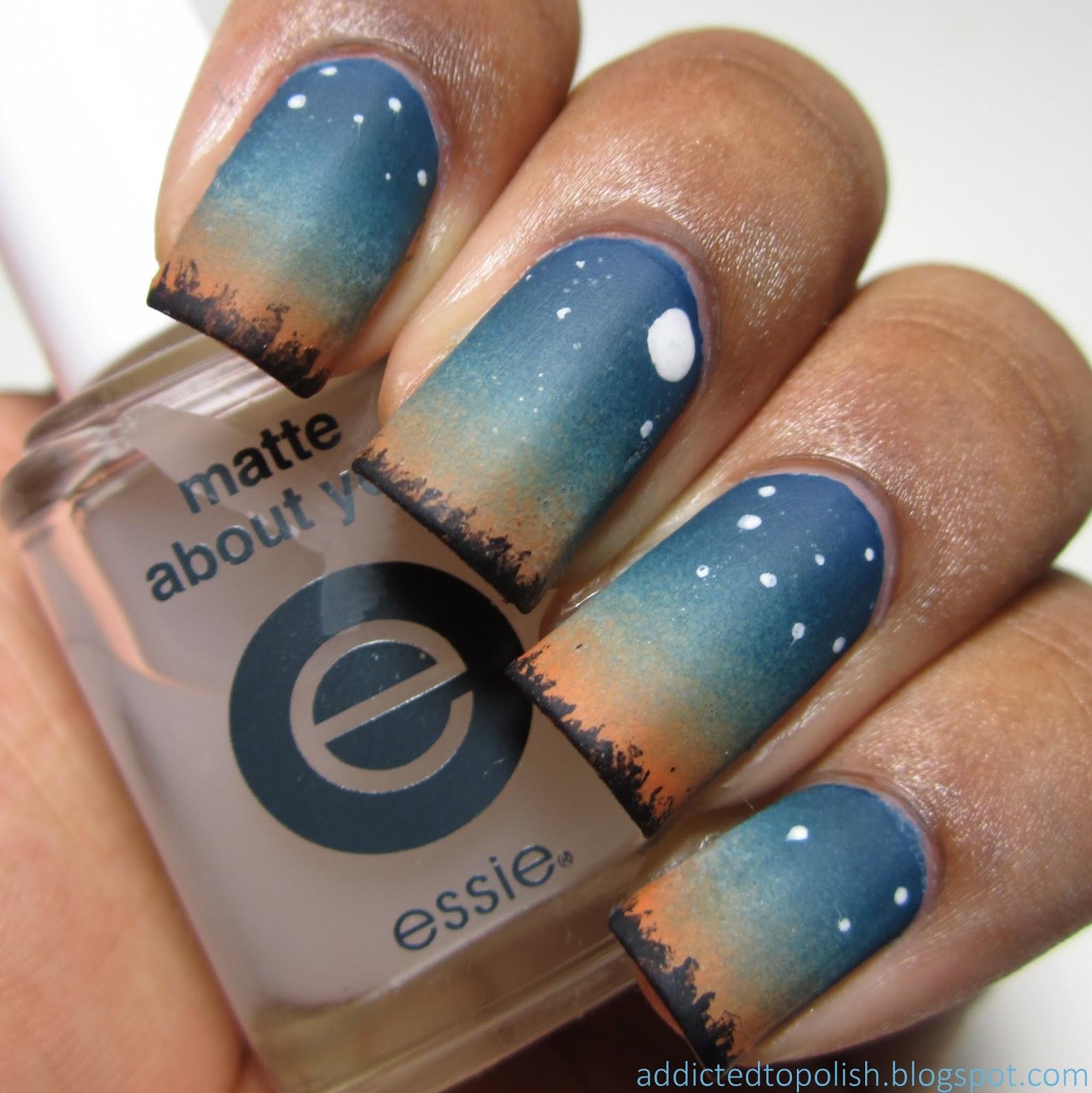 under-the-stars-nail-art