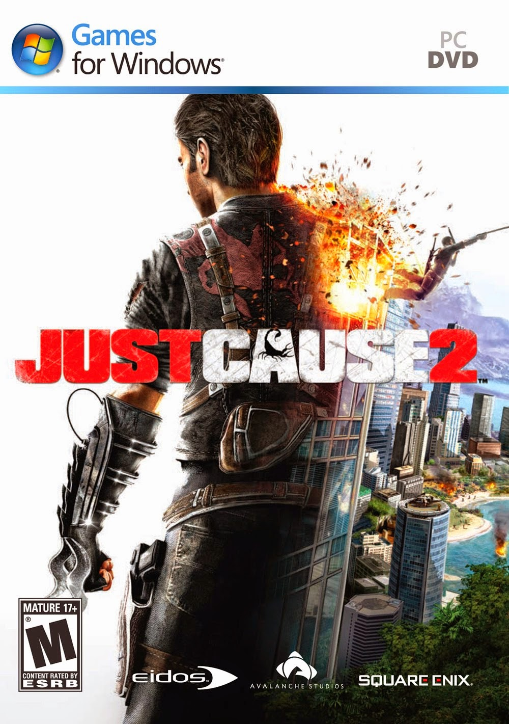 Downlaod Game Just Cause 2 Full Version
