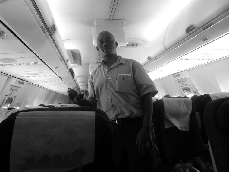 CA -JAMES- NAIROBI > COTONOU / BENIN