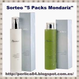 "Sorteo ""5 Packs Mondariz"""