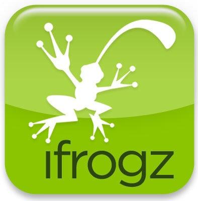 ifrogz logo