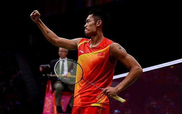 Olympic Finals 2012  Lee Chong Wei Vs Lin Dan  5th August