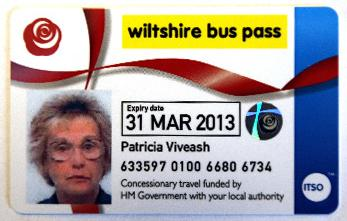 Janet Street Porteru0027s Bus Pass  Bus Pass Template