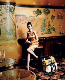 I heart picture books more ludwig bemelmans for Bemelmans bar mural