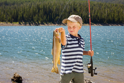 Ohio DNR creates Youth-Only Fishing Ponds