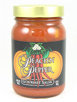 Peach 'n Pepper Salsa