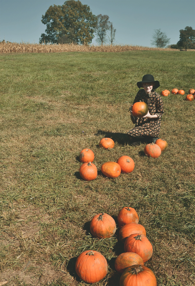 The Flying Clubhouse: Pumpkin Patch