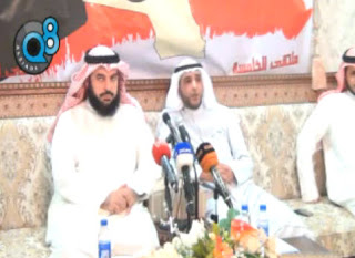 لقاء الدكتور جمعان الحربش في ملتقى الخامسة 4-7-2012