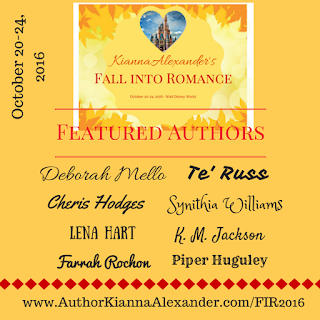 Fall Into Romance 2016 Registration