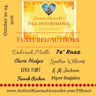 Fall Into Romance 2016 Registration