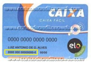 cartao debito caixa