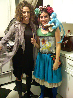 Hester Prynne (Ash was Dana Barrett from Ghostbusters)  sc 1 st  twig + tree & twig + tree: Dreaming about Halloween