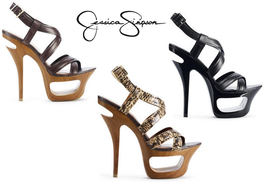 Jessica Simpson's career continues to inspire and entertain! Her fun and friendly personality has led to legions of fans that look up to her as a fashion icon. Jessica Simpson handbag, Jessica Simpson footwear and Jessica Simpson clothing collections are inspired by her lifestyle and love of fashion!