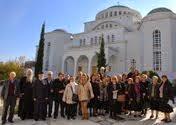 Προσκύνημα της Ενορίας μας στο Ιερό Ησυχαστήριο του Αγίου Πορφυρίου στο Μήλεσι Ωρωπού