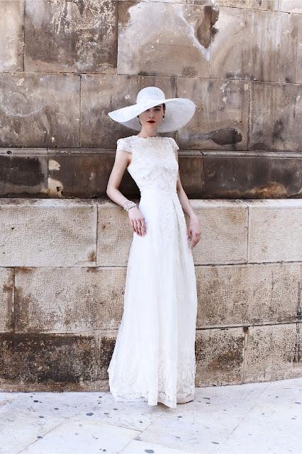 bhldn robe de mariée