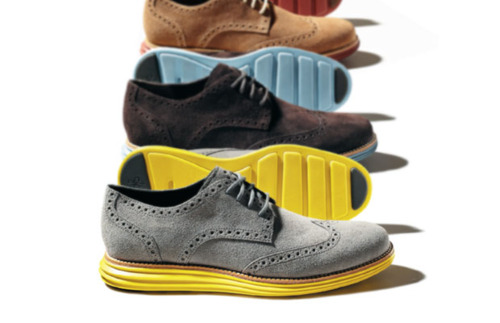 Dress Shoes With Nike Lunar Soles