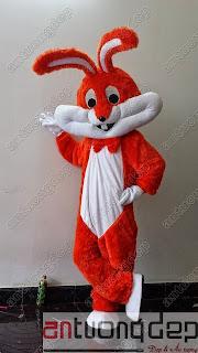 may mascot thỏ ngọc