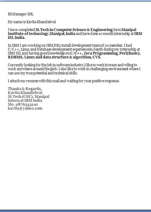 entry level programmer cover letter - Akba.greenw.co
