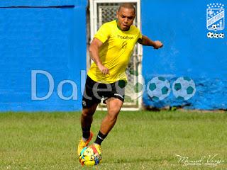 Oriente Petrolero - Thiago Dos Santos - DaleOoo.com págin del Club Oriente Petrolero