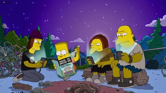 Los Simpsons- Capitulo 14 - Temporada 25 - Audio Latino - El Invierno de su contenido