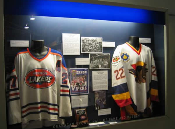 Kal Tire Place-Home to the Okanagan Sports Hall of Fame