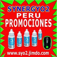 PROMOCIONES SYNERGYO2 PERU