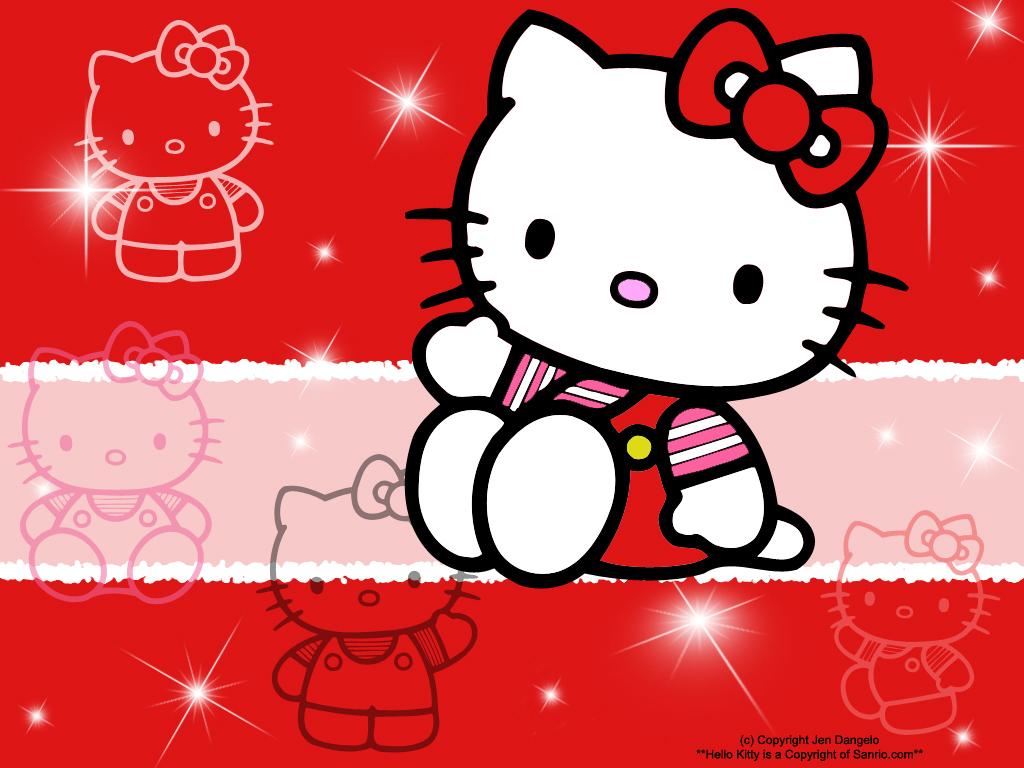 Hello Kitty Desktop