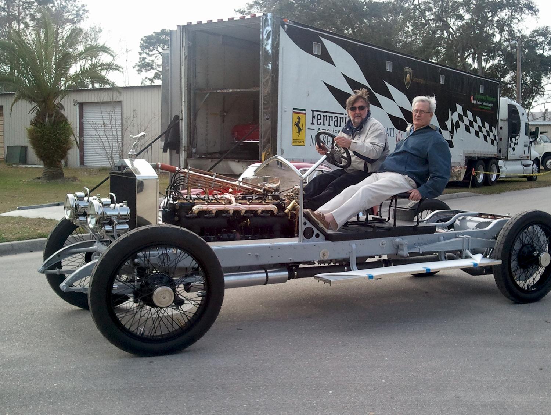 Vintage Motoring 1914 Rolls Royce Silver Ghost Alpine Eagle