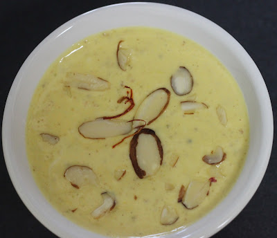 Gujarati Shrikhand