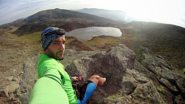 Picos de Urbión. Laguna Helada.