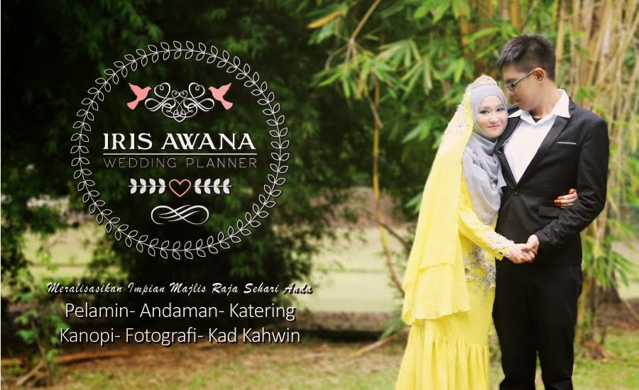 Iris Awana Wedding Planner