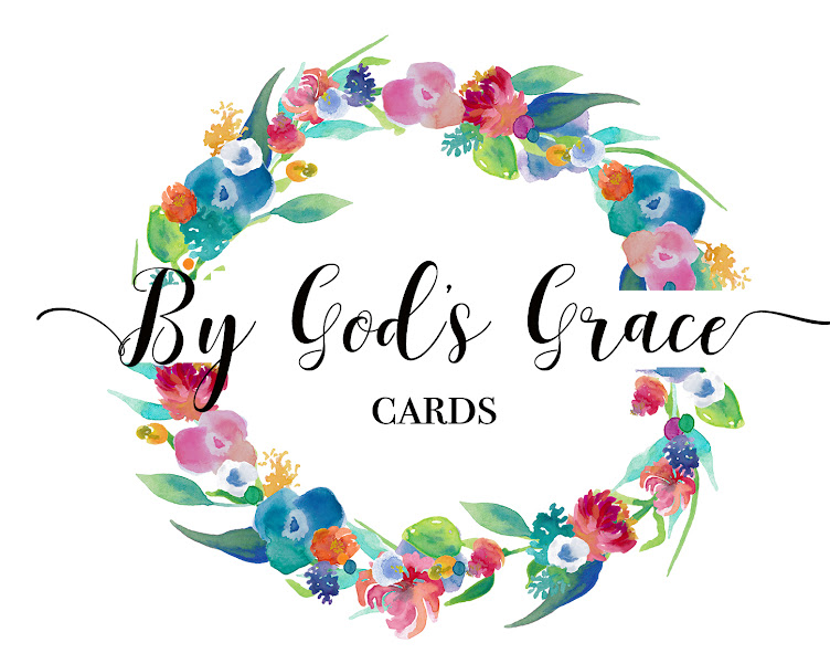 By Gods Grace Card designs