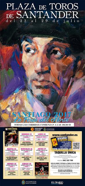 SANTANDER (ESPAÑA) DEL 23 AL 29 DE JULIO 2017 LA FERIA DEL NORTE.