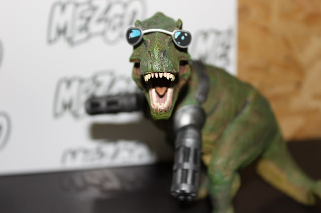 Axe Cop T-Rex Action Figure