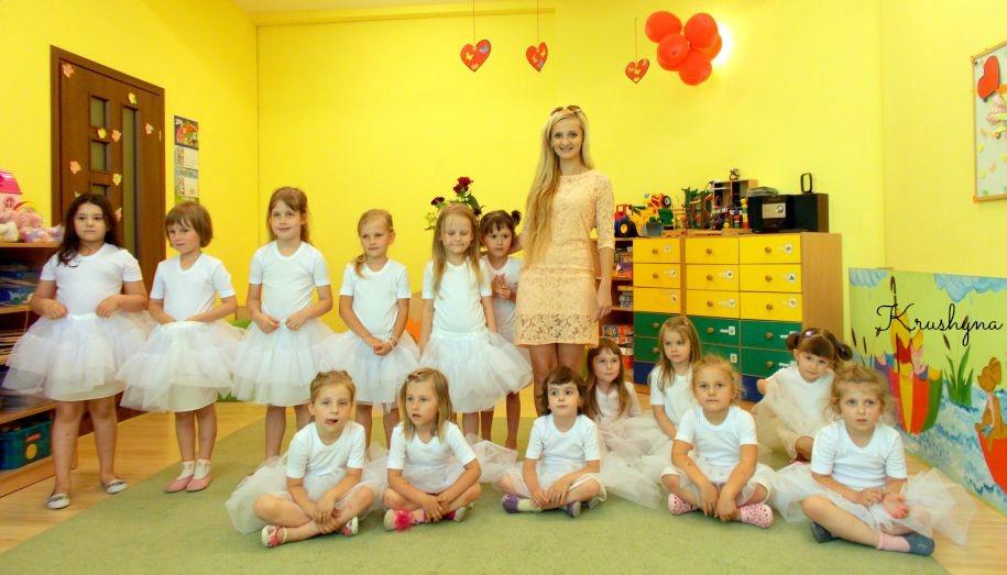baletnice, taniec klasyczny, lekcje baletu Lublin, Katarzyna Jankowska