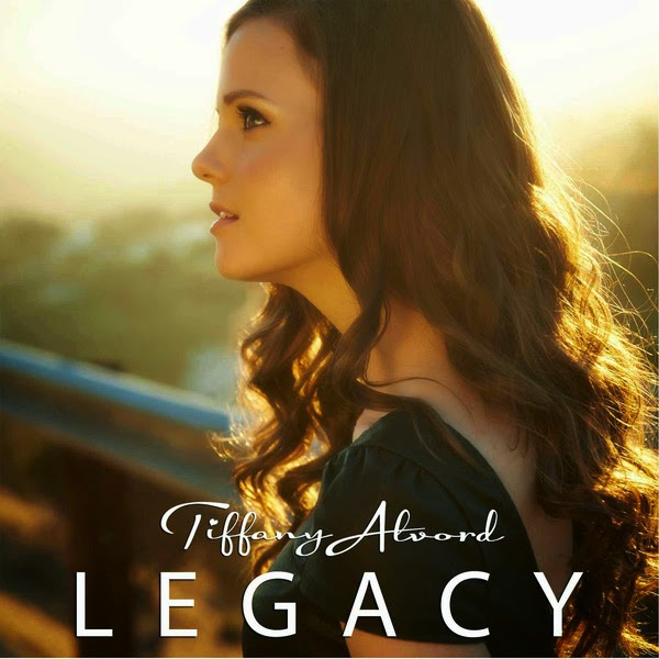 Tiffany Alvord - Legacy Cover