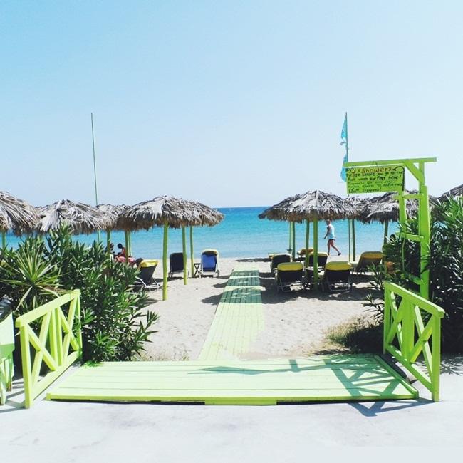 Jelena Zivanovic Instagram @lelazivanovic.Glam fab week.Viva Punda beach club Paros.