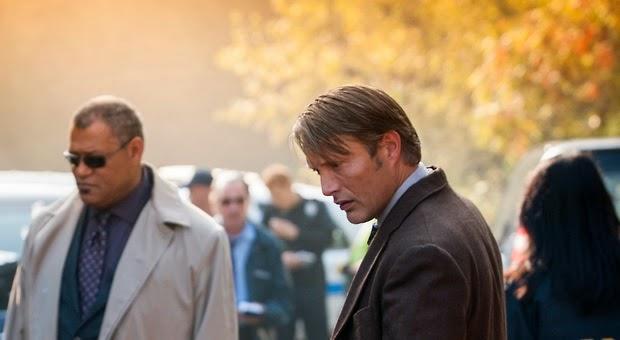 """2x01 """"Kaiseki"""" de Hannibal"""