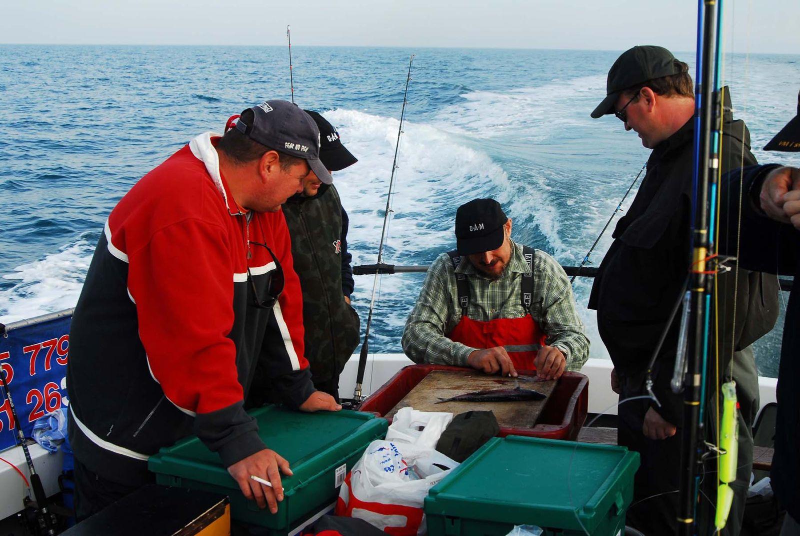 береговая рыбалка на кипре