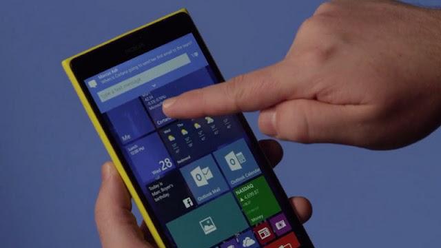 Microsoft Bakal Luncurkan Dua Ponsel Windows 10 Terbaru