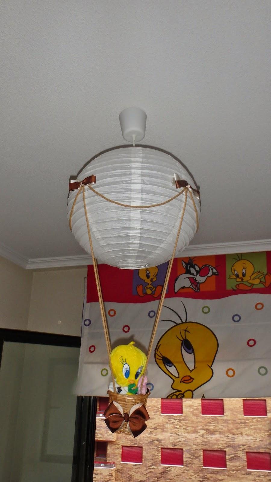 Elena y sus manualidades lamparas infantiles personalizadas - Lamparas personalizadas ...