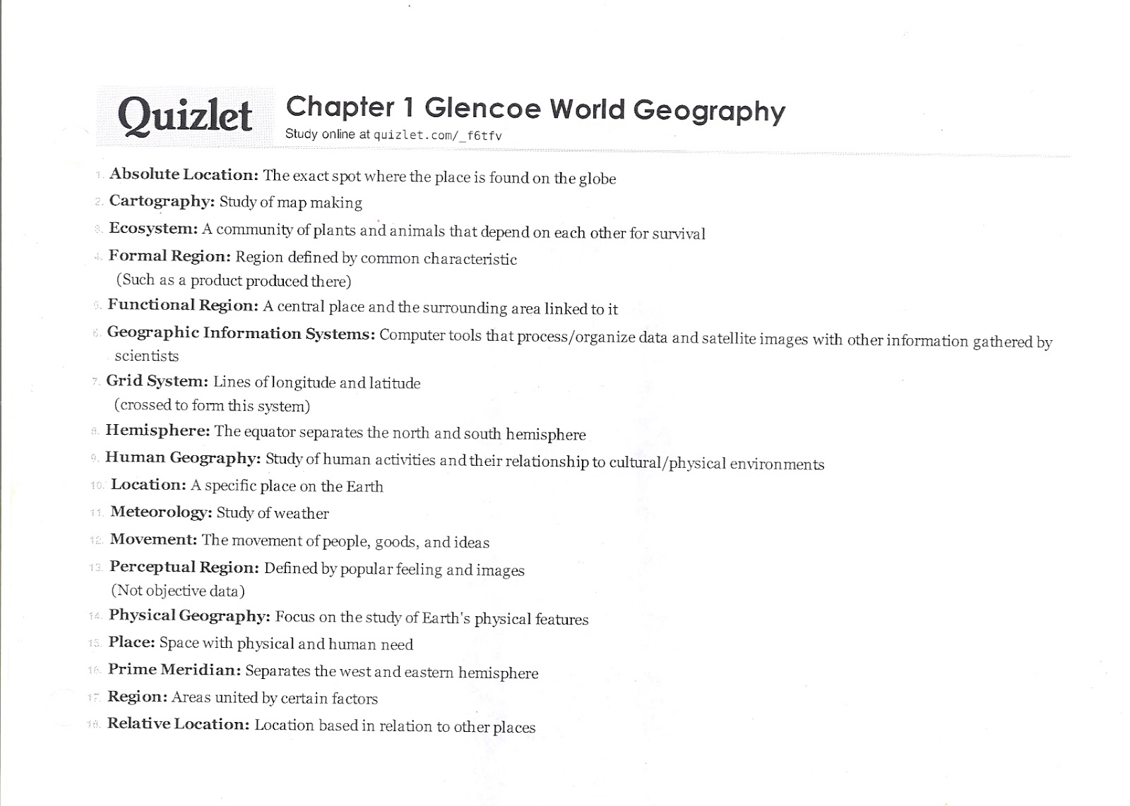 geography assignments The mrnussbaum world geography section features numerous interactive maps, activities and games, videos, research information, printables, and much more world games and activities this section is full of games that reinforce world geography, world biomes, animals, facts and more.