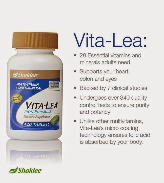 vitamin untuk letih
